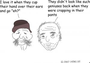 oldsters